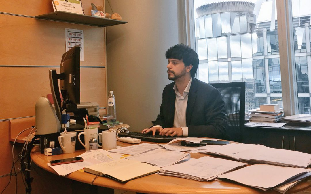 Live Chat with Brando Benifei MEP