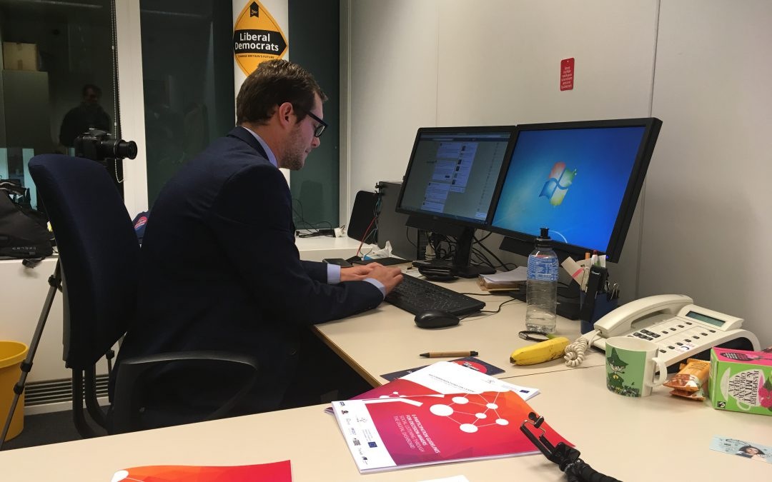 Youth Mobility and Erasmus+ – Live Chat with Lloyd Huitson
